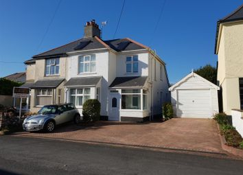 3 bed semi-detached house for sale in Barton Road, Tiverton EX16