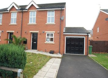 Thumbnail 3 bed semi-detached house for sale in Rona Gardens, Thornaby, Stockton-On-Tees