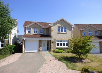 Thumbnail 4 bed detached house for sale in Borthwick Place, Balmullo, Fife