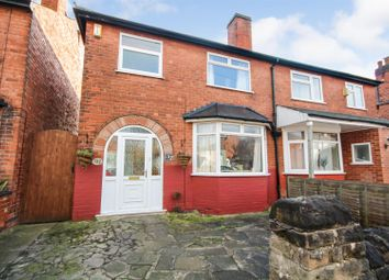 Thumbnail 3 bedroom semi-detached house for sale in Broomhill Road, Highbury Vale, Nottingham