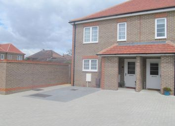 Thumbnail 3 bed semi-detached house to rent in Pecketts Gate, St George's Drive, Chichester