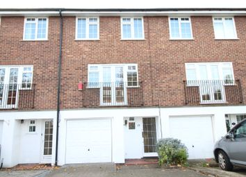Thumbnail 4 bed town house to rent in Colonels Walk, The Ridgeway, Enfield, Middx