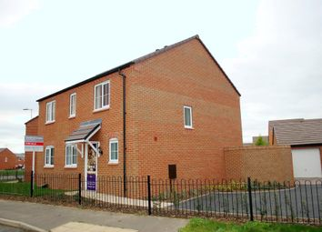 Thumbnail 4 bed detached house for sale in Ash Place, Bidford On Avon