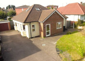 Thumbnail 5 bed detached bungalow for sale in Bath Road, Southampton
