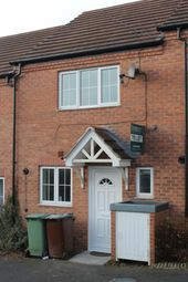 Thumbnail 2 bed terraced house to rent in Murray Close, Nottingham