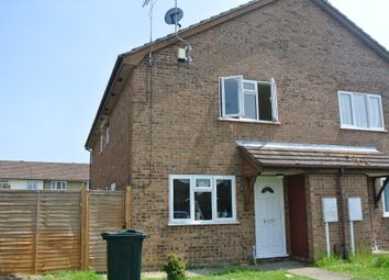 Thumbnail 1 bed semi-detached house to rent in Hextable Close, Ashford
