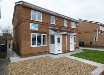2 bed semi-detached house to rent in Ashdown Mews, Fulwood, Preston PR2