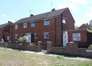 Longbourne Green, Farncombe GU7. 3 bed semi-detached house