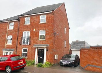 Thumbnail 5 bed semi-detached house to rent in Shipton Road, Leicester