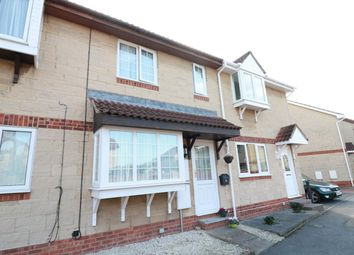 Thumbnail 2 bed terraced house for sale in Harvey Close, Worle