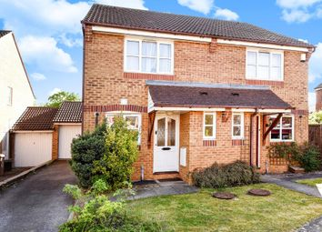 Thumbnail 2 bed semi-detached house for sale in Columbine Gardens, Oxford OX4,