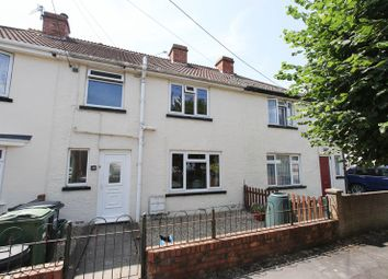 Thumbnail 3 bed terraced house for sale in Beach Avenue, Clevedon