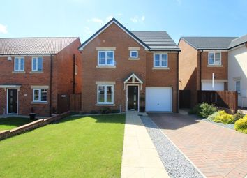Thumbnail 4 bed detached house for sale in Paddock Close, Chilton, Ferryhill
