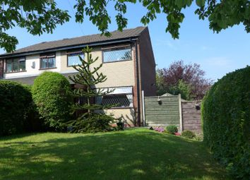 Thumbnail 3 bedroom semi-detached house for sale in Wilton Street, Heywood