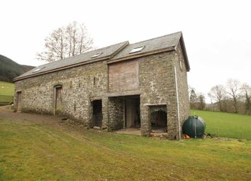 Thumbnail Barn conversion for sale in Penybontfawr, Oswestry
