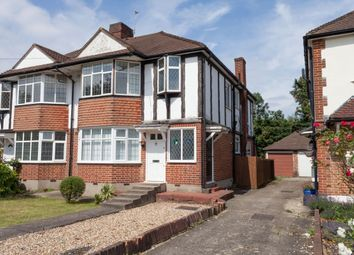 Thumbnail 2 bed flat for sale in Aboyne Drive, London