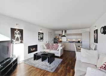 Thumbnail 2 bed flat for sale in Holly Court, John Harrison Way, London