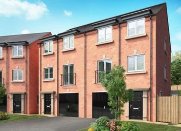 Thumbnail 3 bed town house for sale in 'the Worsley' At The Forge, Brades Rise, Oldbury