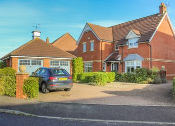 4 bed detached house for sale in Swallowfields, Carlton Colville, Lowestoft NR33