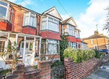 Thumbnail 3 bed terraced house for sale in Myrtledene Road, Abbey Wood, London