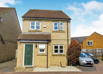 3 bed detached house for sale in Blisworth Close, Northampton NN4