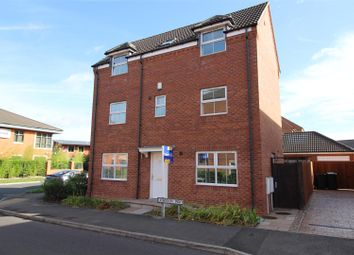 Thumbnail 5 bedroom detached house for sale in Johnson Way, Chilwell, Beeston, Nottingham