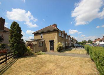 Thumbnail 3 bed end terrace house to rent in Wren Road, Dagenham