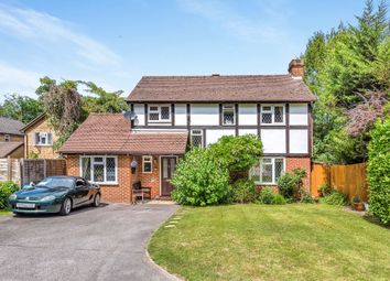 Thumbnail 3 bed detached house for sale in Sherwood Close, Fetcham, Leatherhead