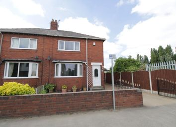 Thumbnail 3 bed semi-detached house for sale in Cinder Lane, Castleford