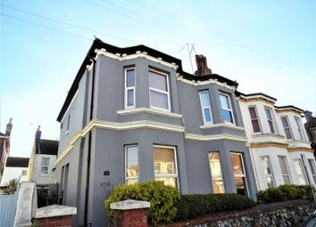Thumbnail 1 bed flat for sale in Eriswell Road, Worthing