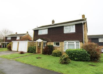 Thumbnail 4 bed detached house for sale in Autumn Close, Emmer Green, Reading