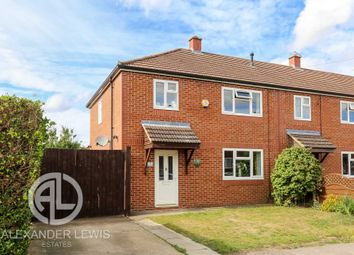 Thumbnail 3 bed end terrace house for sale in Stoneley, Letchworth Garden City