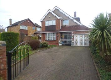 Thumbnail 3 bed detached house for sale in Frankwell Drive, Potters Green, Coventry, West Midlands