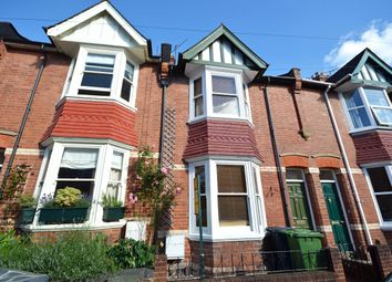 Thumbnail 3 bedroom terraced house to rent in West Grove Road, St. Leonards, Exeter