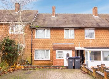 Thumbnail 3 bed terraced house for sale in Wilmot Drive, Birmingham, West Midlands