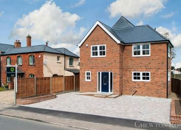 Thumbnail 4 bed detached house for sale in North Street, Winkfield