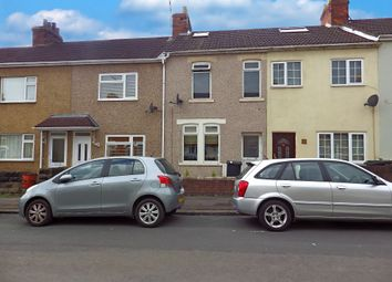 Thumbnail 2 bed terraced house to rent in Dean Street, Swindon, Wiltshire