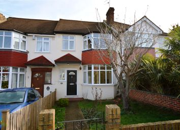 Thumbnail 3 bed terraced house for sale in Fairford Gardens, Worcester Park