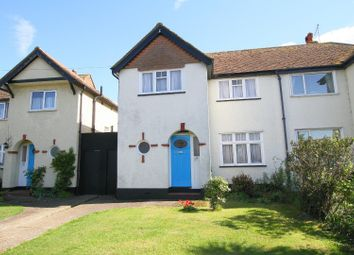 Thumbnail 3 bed semi-detached house for sale in Greenhill Road, Herne Bay