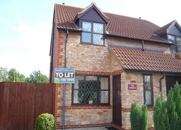 Thumbnail 2 bed semi-detached house to rent in South Farm Drive, Skellow, Doncaster