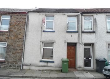 Thumbnail 2 bedroom terraced house to rent in Anne Street, Aberdare