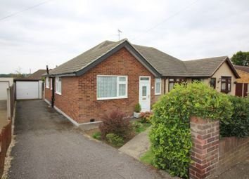 Thumbnail 3 bed semi-detached bungalow for sale in Green Lane, Leigh-On-Sea