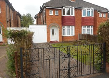 Thumbnail 3 bed semi-detached house for sale in Sandon Road, Fordhouses, Wolverhampton