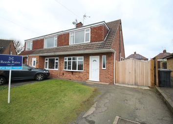 Thumbnail 3 bed semi-detached house for sale in Harrison Crescent, Bedworth