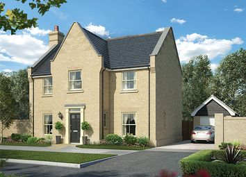 Thumbnail 4 bed detached house for sale in The Littleport, Alconbury Weald, Former RAF/Usaaf Base, Huntingdon, Cambridgeshire