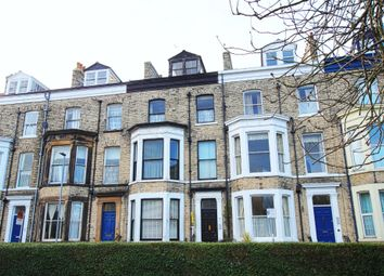 Thumbnail 1 bed flat for sale in Belgrave Crescent, Scarborough