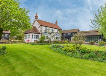 Thumbnail 6 bed detached house for sale in Ashendene Road, Bayford, Hertfordshire