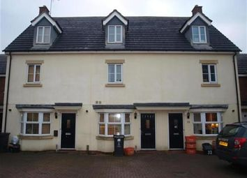 Thumbnail 3 bed terraced house to rent in Vistula Crescent, Swindon