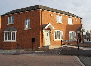 Thumbnail 3 bed semi-detached house for sale in Rainsford Crescent, Kidderminster