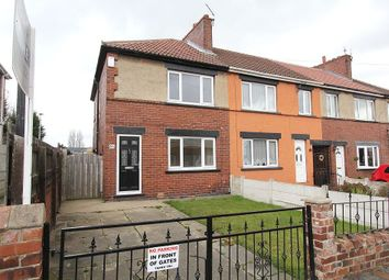 Thumbnail 2 bed end terrace house for sale in Regent Crescent, Barnsley, Barnsley, Yorkshire